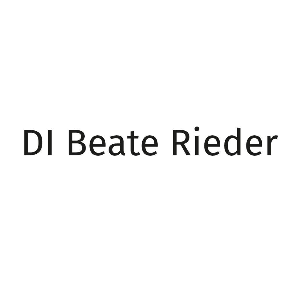Beate Rieder