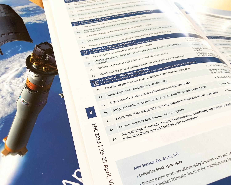 Tagungsband European Navigation Conference
