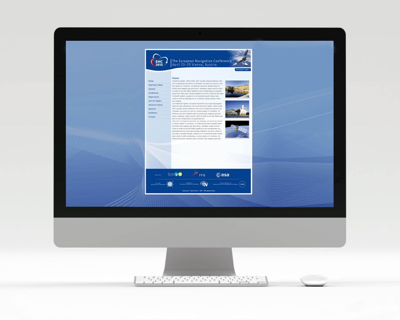 Homepage European Navigation Conference