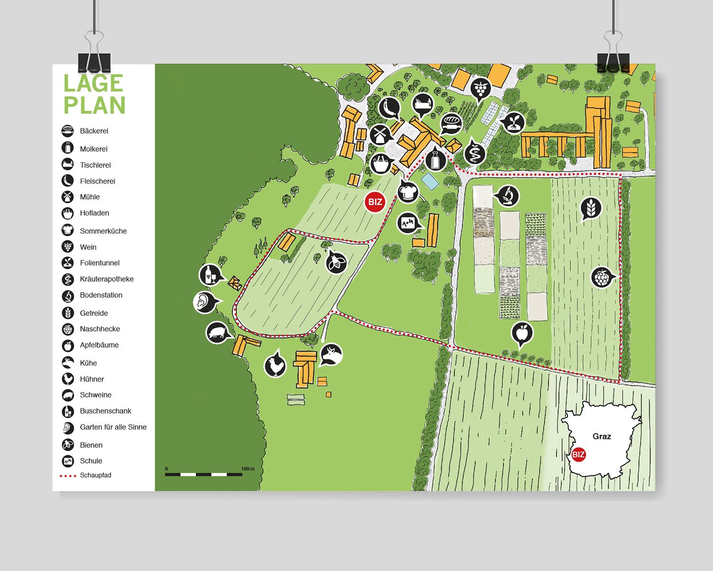 Orientierungsplan Bioernte Steiermark