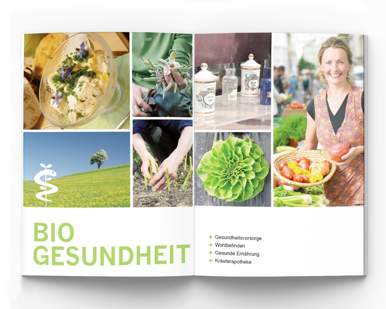 Broschüre Bioernte Steiermark